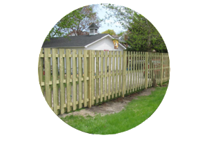 Fence-Button